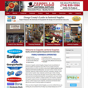 Cappello Janitorial Supplies