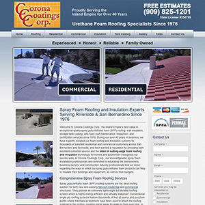 Corona Coating Company