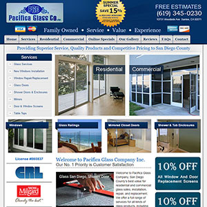Pacifica Glass Company Inc.